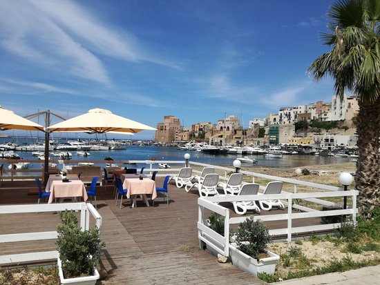 Splendida Terrazza Picture Of Hotel Cala Marina