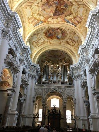 Augustiner Chorherrenstift St. Florian: BRuckner-Orgel