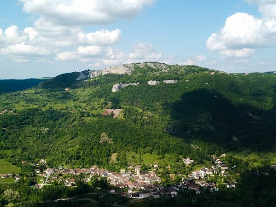 Renedale, ฝรั่งเศส: Point de vue du Moine