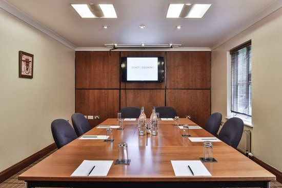 Charlecote, UK: Meeting Room