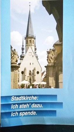 Weikersheim, Tyskland: information