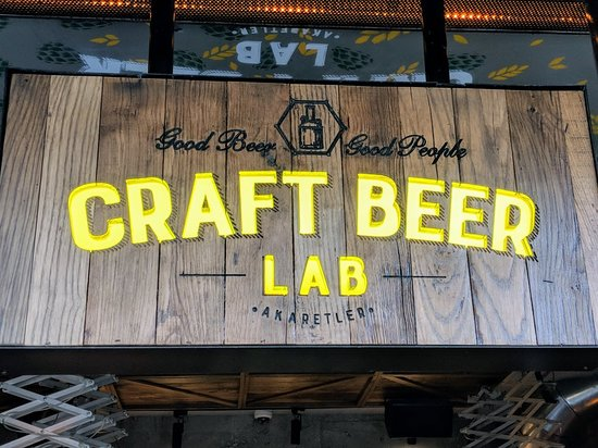 Img 20180521 180942 Large Jpg Picture Of Craft Beer Lab Istanbul
