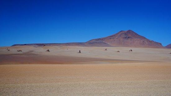 Potosi Department, Bolivia: Le désert de Dali