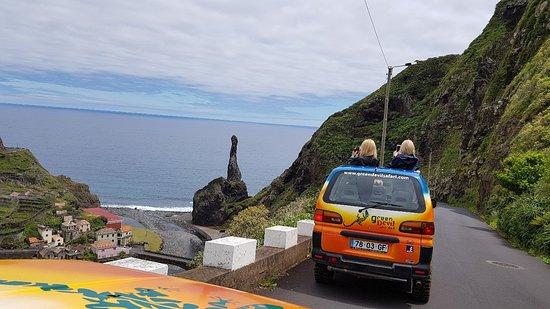 Porto Moniz - Enchanted Terraces: Open 4x4 Tour ภาพถ่าย