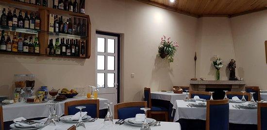Sala de refeições .