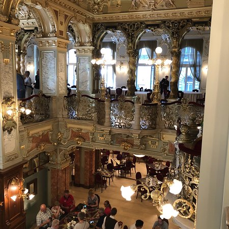Budapest Cafe And Restaurant Nyc