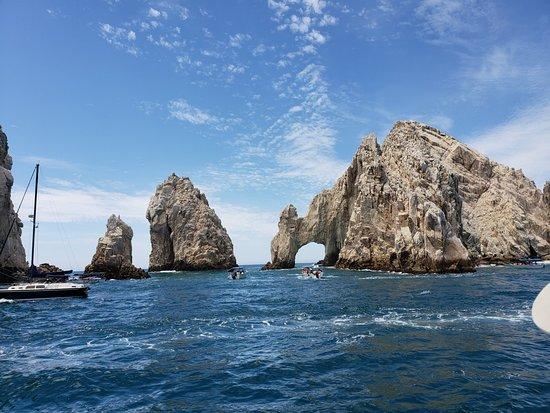 Cabo Adventures - Luxury Sailing Adventure: El Arco Cabo