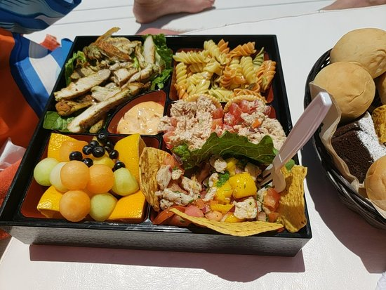 Cabo Adventures - Luxury Sailing Adventure: Lunch