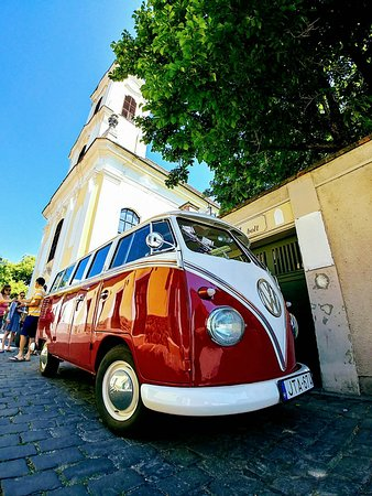 """Sambabus sightseeing: Come with us to savour the many delights of the """"Town of Artists"""", 8km north of Budapest."""