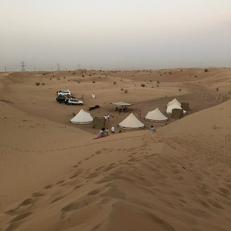 Dubai Desert Safari evening VIP From Sharjah Εικόνα