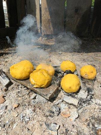 Central Romania, Romania: Traditional food