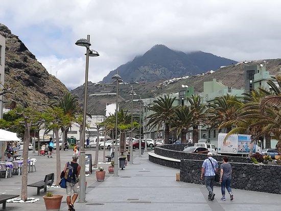 Restaurante Casa Del Mar Tazacorte: Vista general de Tazacorte
