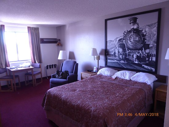 Super 8 by Wyndham Grand Junction Colorado: Room View 1