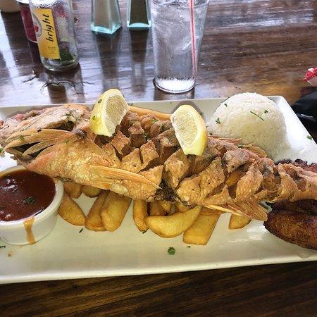 Red Fish Aruba Φωτογραφία