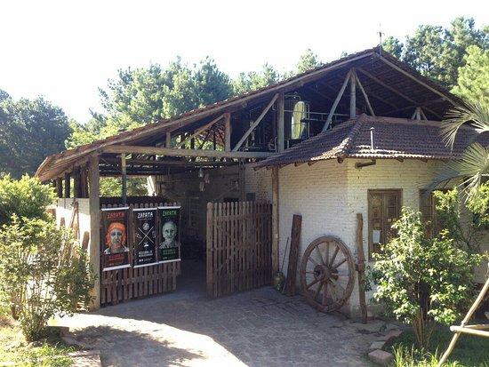 Viamão, RS: Zapata Cervejaria Rural