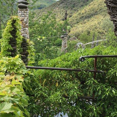Saint-Andre-de-Majencoules, France : Le Jardin des Sambucs