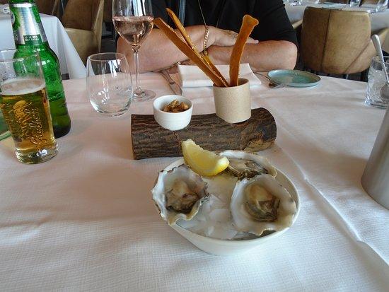 Restaurant Woods: Dessert