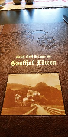 Gasthof Löwen: В меня есть страница с текущими предложениями - не пропустите