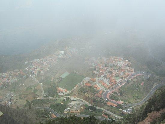 Agulo, Ισπανία: vistas desde el mirador