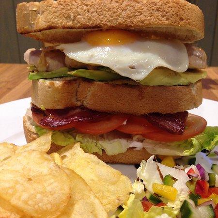 So Pie: Club Sandwich