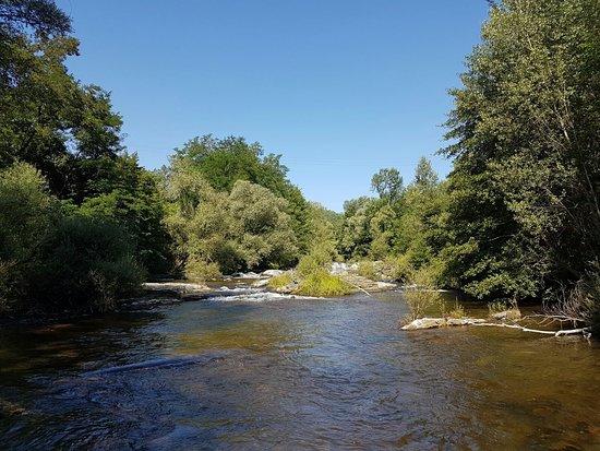 San Piero A Sieve, Włochy: Tail Water Sieve