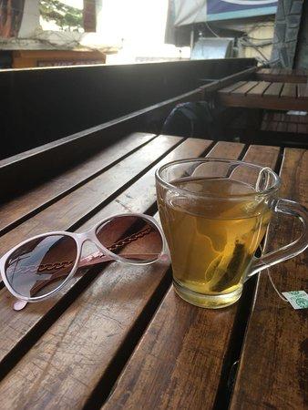 Jimmys Bakery: Herbal Tea...