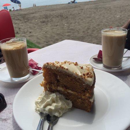 Chiringuito Marina Playa: Como siempre gracias a marina playa un fin de semana , magnífico, trato , comida y mucha profesi