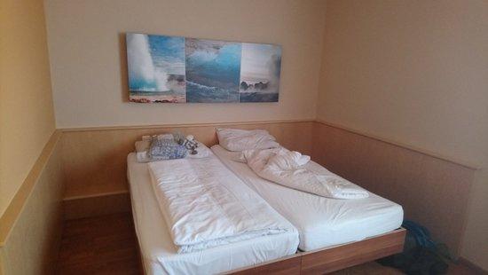 Celldomolk, Ungarn: Zimmer
