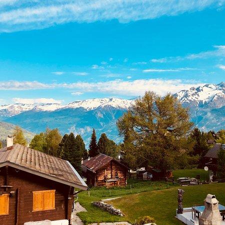 Bürchen, İsviçre: Chalet Müsli