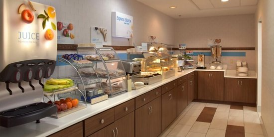 A wide variety here on our buffet