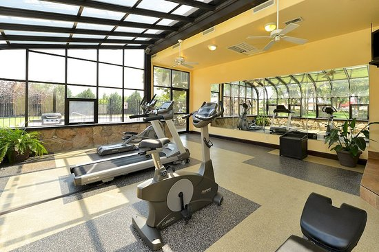 สเตอร์ลิง, โคโลราโด: Fitness Center