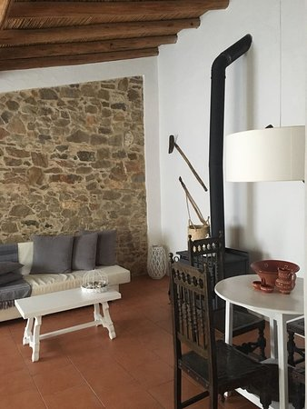 Beiras, Portugal: Our amazing apartment.
