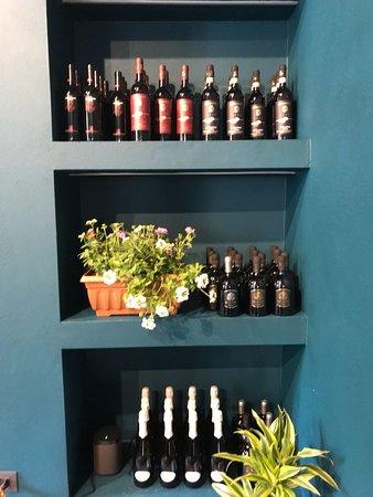 Alcuni vini di Mixi Gastropub!