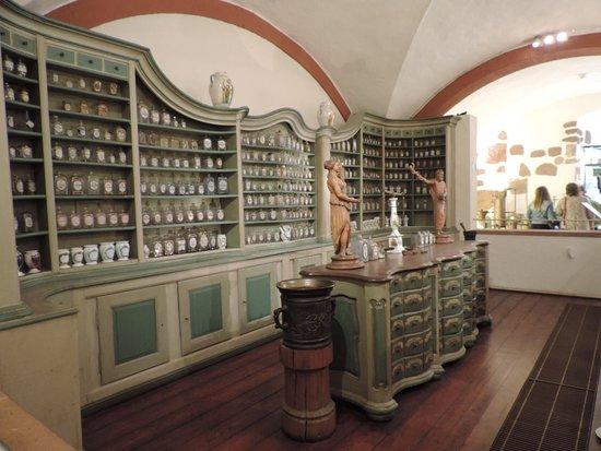 German Pharmacy Museum: Аптечный музей