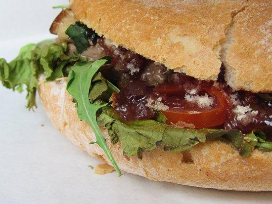 La Maison du Burger LMB : Burger Rossini 2.