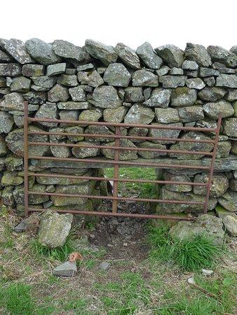 """Station Inn Oxenholme: Lamb""""s Gate"""