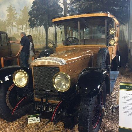 Sandringham, UK: The cars in museum