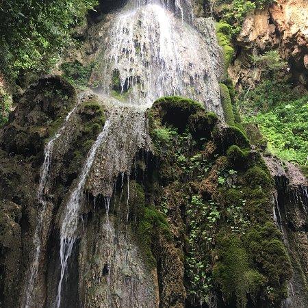 Parco Aymerich: Cascata