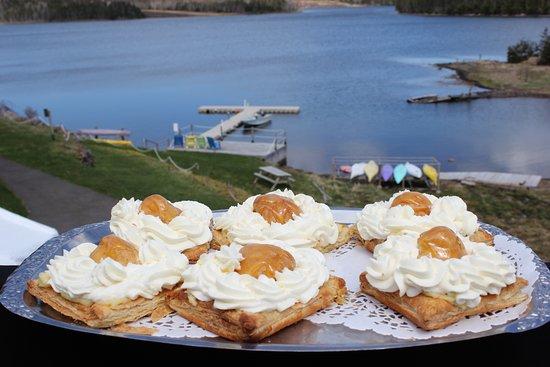 St. Peter's, Kanada: House Specialty Dessert
