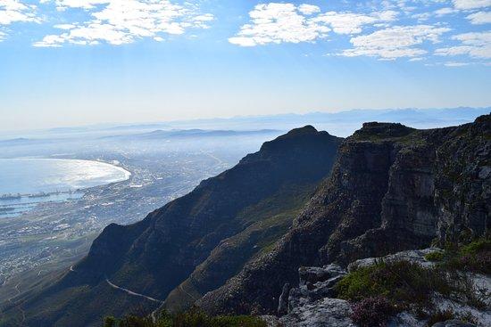 Table Mountain Walks: Devil's Peak