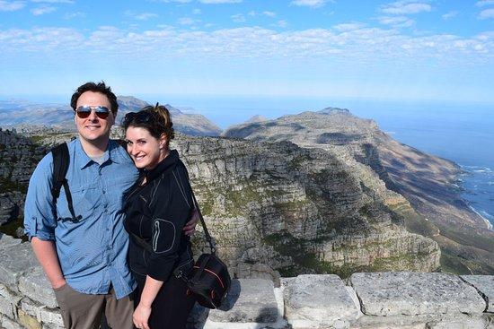 Table Mountain Walks: 12 Apostles