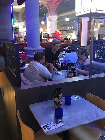 Sophie Picture Of Pizza Express Manchester Tripadvisor