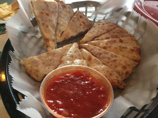 Cincinnati's Good Fellows: Italian Cheese Stix