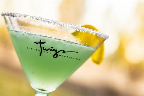 Twigs Bistro and Martini Bar: 30+ Signature Martinis