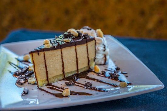 Twigs Bistro and Martini Bar: Toffee Chocolate Oblivion.