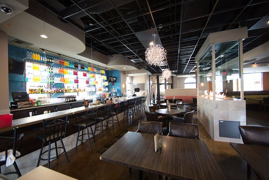 Twigs Bistro And Martini Bar South Hill Inviting Atmosphere