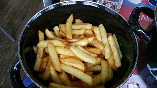 Plevenon, فرنسا: patatine