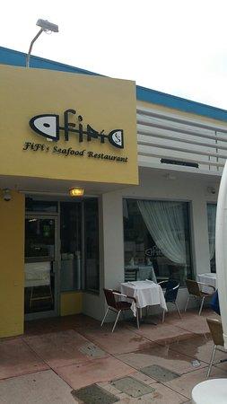 Fifi's on the Beach: Fifi's Place Restaurant