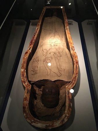 Musée de Louxor : Mummy