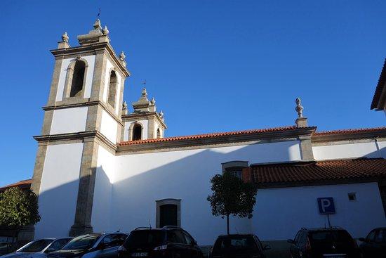 Igreja Matriz de Belmonte: Vista lateral